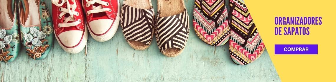 Organizadores para Sapatos