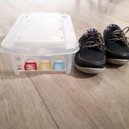 Caixa para Sapatos Empilhável Infantil