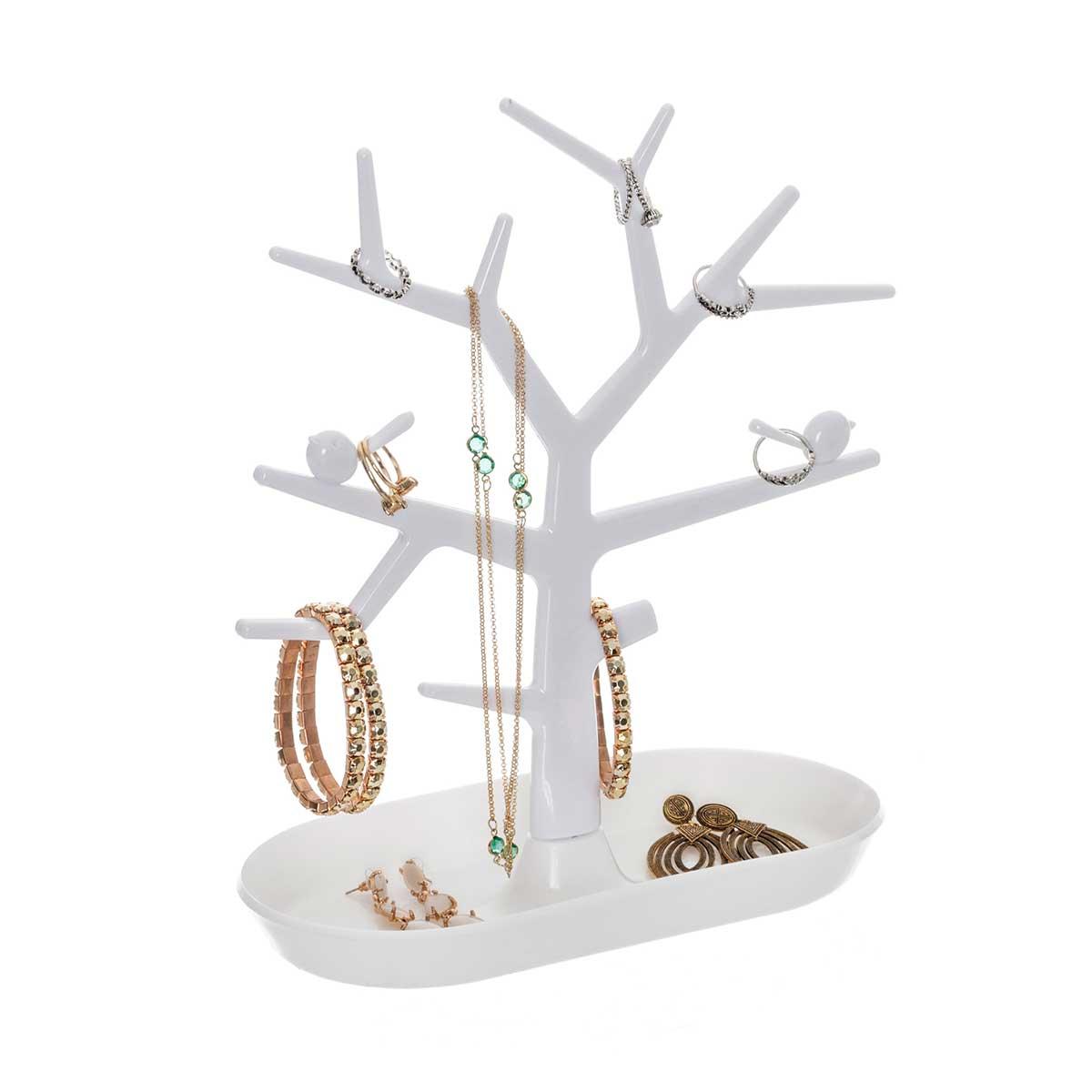Árvore Porta Joias e Bijuterias