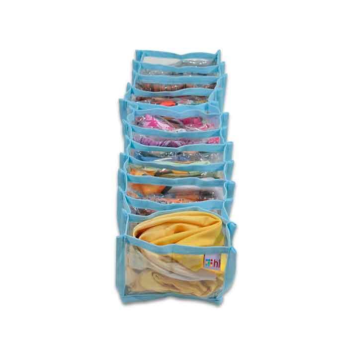 Colmeia Plástica de Gavetas para Calcinhas
