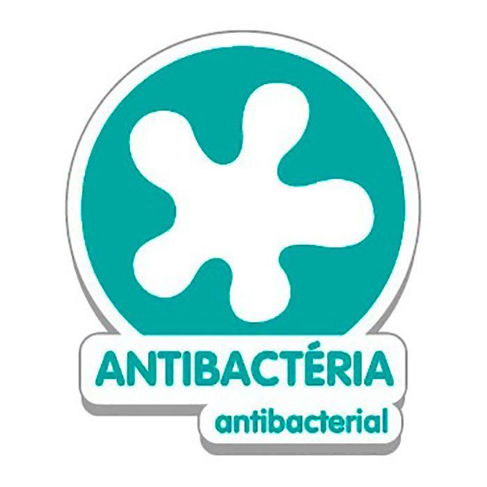 Conjunto de Potes Retangular Grande Antibactéria 3 peças