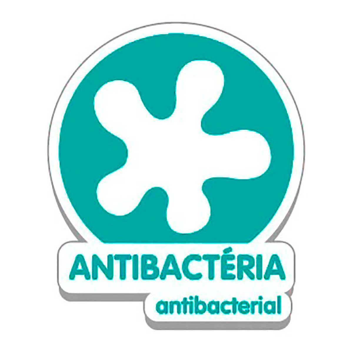 Conjunto de Potes Retangular Grande Antibactéria 3 pç