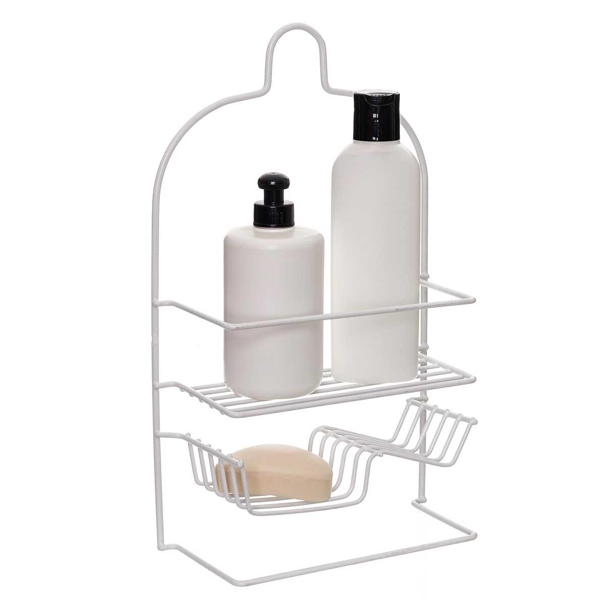 Porta Shampoo Aramado de Encaixe