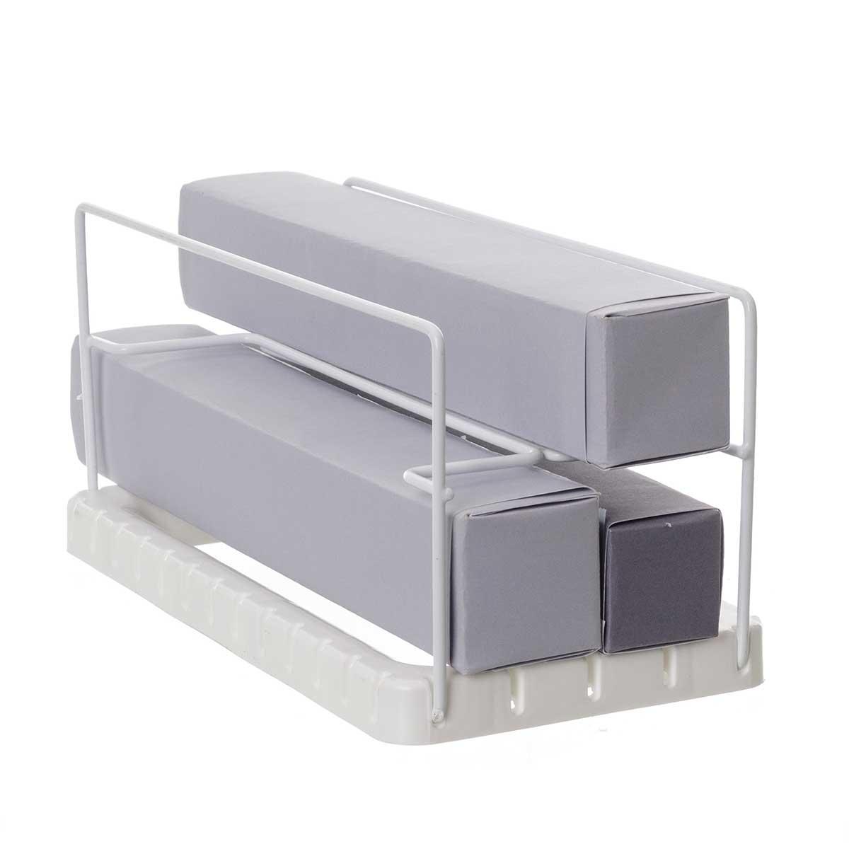 Suporte Aramado para Papel Alumínio e Embaladores