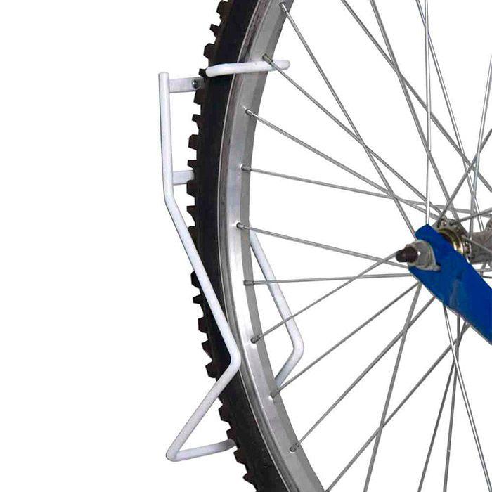 Suporte Vertical de Parede para Bicicleta