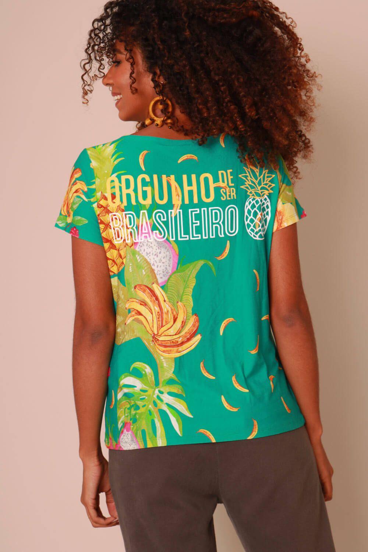 Camiseta Coleção Time Munny Verde