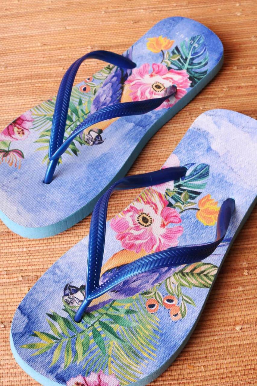 CHINELO ESTAMPADO PRAIANA