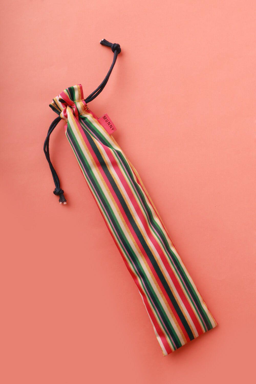 Kit Canudo Sustentável Inspire-se Multicolorido Marinho