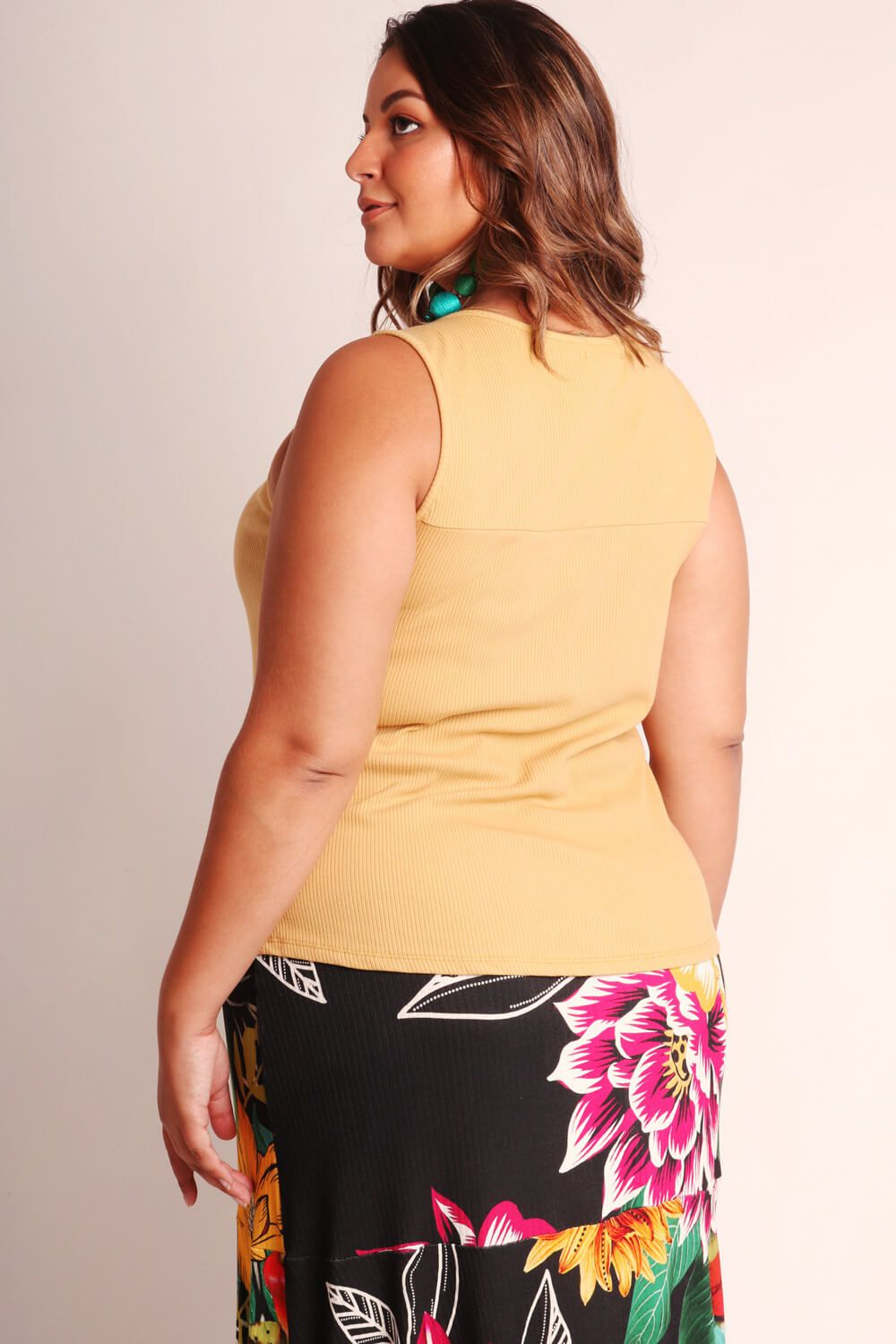 REGATA PLUS SIZE LISA BEGE
