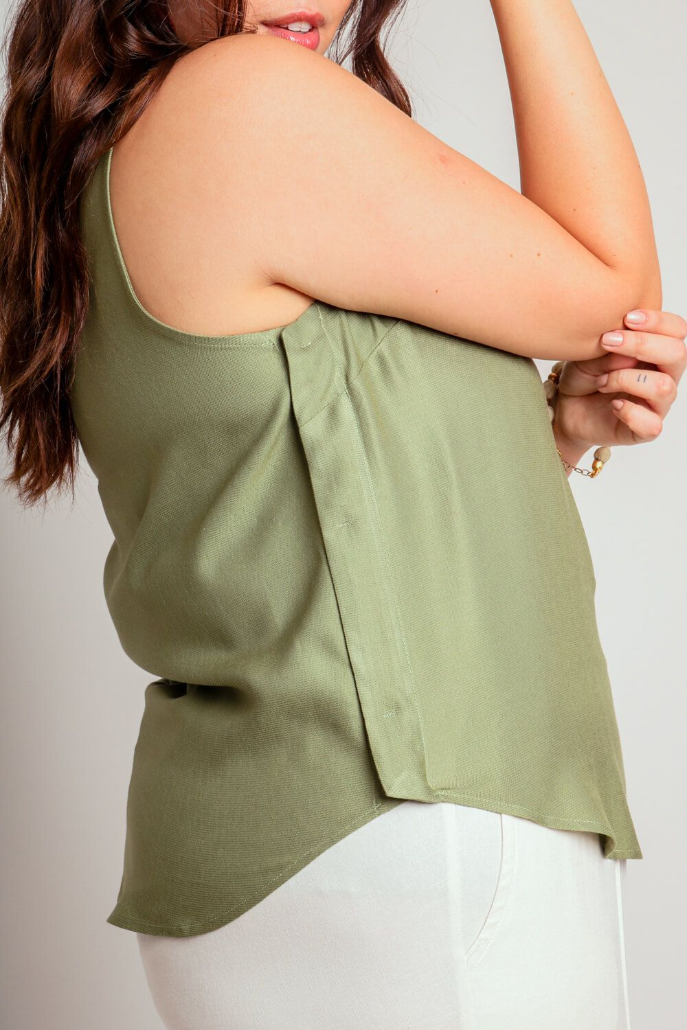 REGATA PLUS SIZE LISA MILITAR