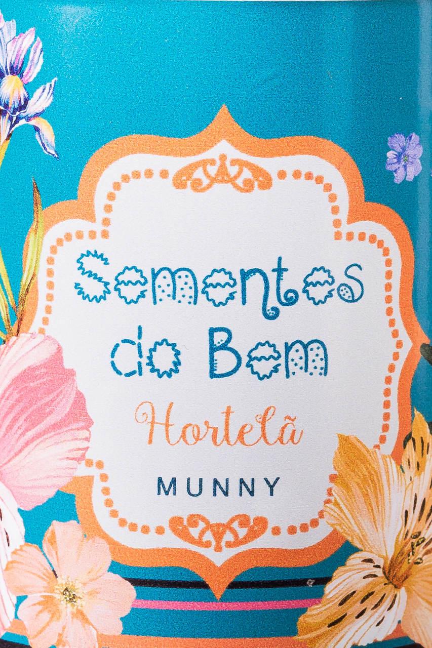 SEMENTES DO BEM- HORTELÃ