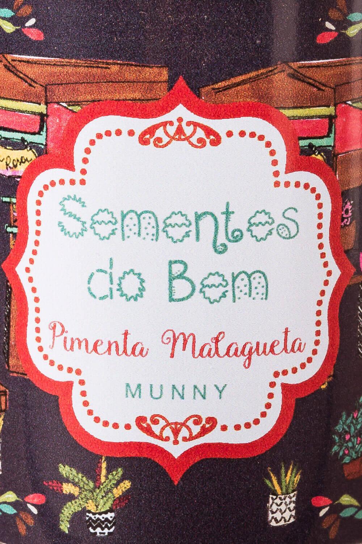 SEMENTES DO BEM- PIMENTA MALAGUETA