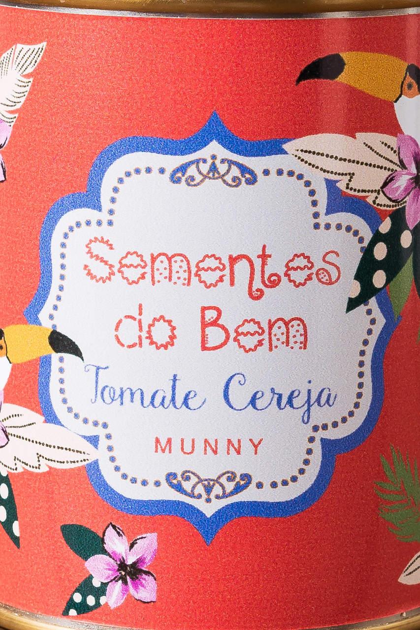 SEMENTES DO BEM- TOMATE CEREJA