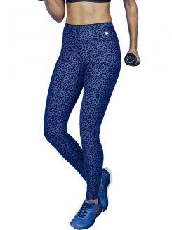 Calça Comprida Fitness Oncinha DeMillus 000123