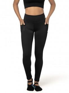 Calça Comprida Legging Fitness Hipslip DeMillus 200133