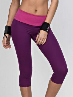 Calça Corsário Fitness Hipslip DeMillus 00092
