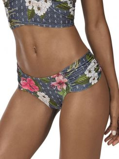 Calça de Praia Drapeado Jeans DeMillus 12136