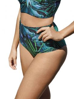 Calça de Praia Hot Pants Palmeira DeMillus 12068