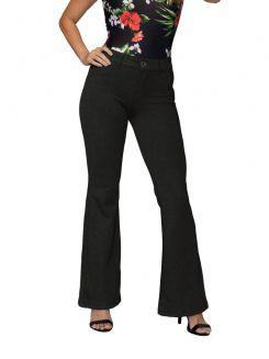 Calça Flare Jeans DeMillus 00116