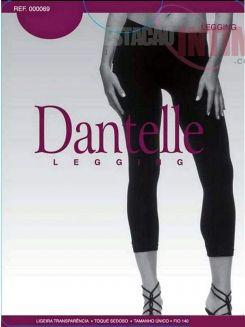 Meia Calça Legging DeMillus 00069