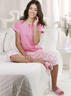 Pijama Capri DeMillus Lovelove 85097