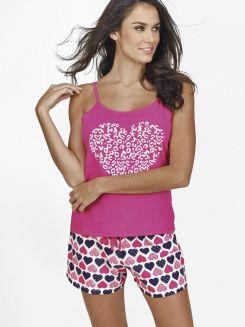 Pijama Curto Shortdoll DeMillus Soneca 20100