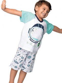 Pijama Kid Astronauta DeMillus 20045