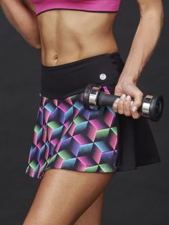 Saia Short Fitness Galler DeMillus 94842