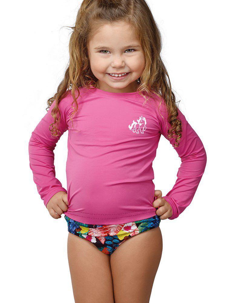 Blusa de Praia Infantil UV DeMillus 93016