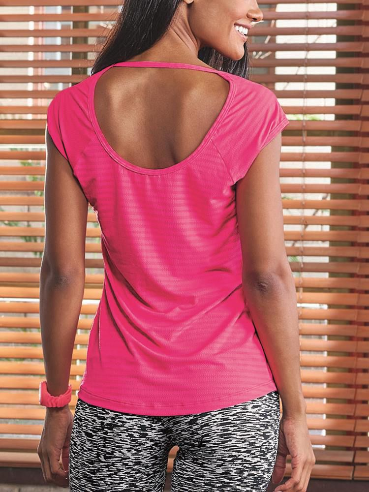 Blusa Fitness DeMillus Cintilante 93095