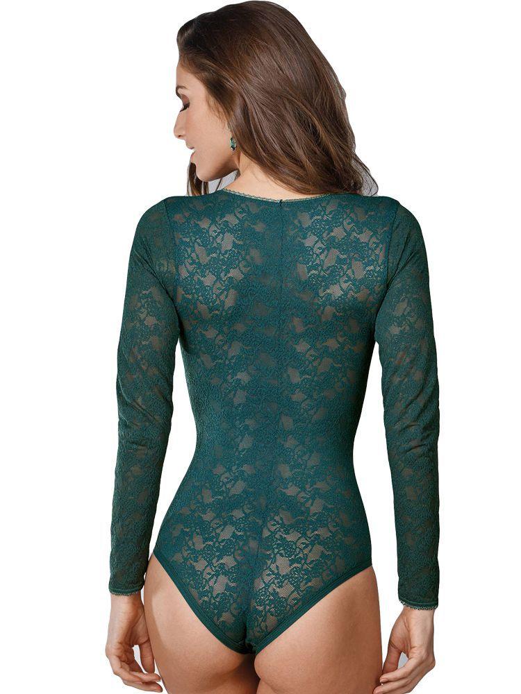 Body Amarração DeMillus 98017