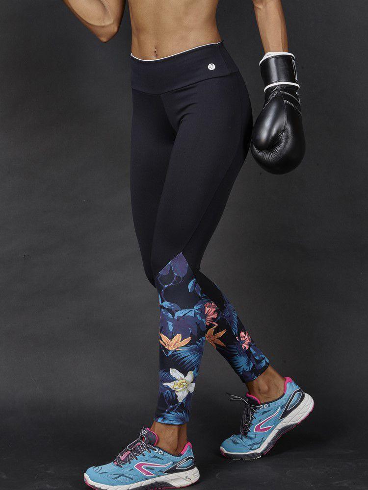 Calça Comprida Fitness Guinee DeMillus 00126