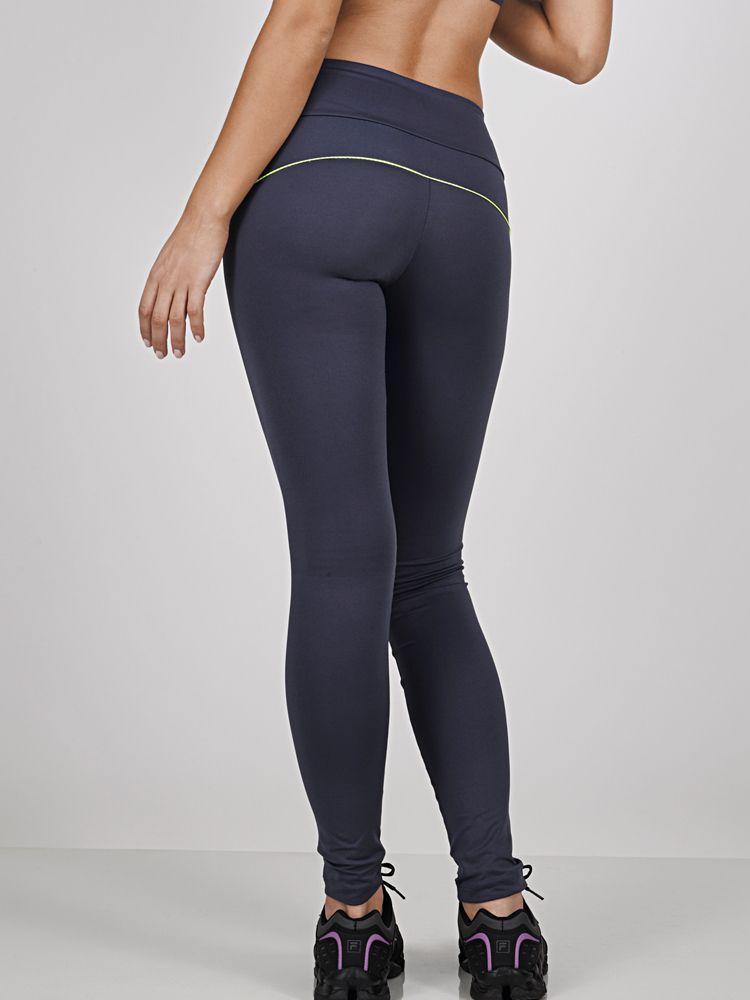 Calça Comprida Fitness Pluton DeMillus 00105