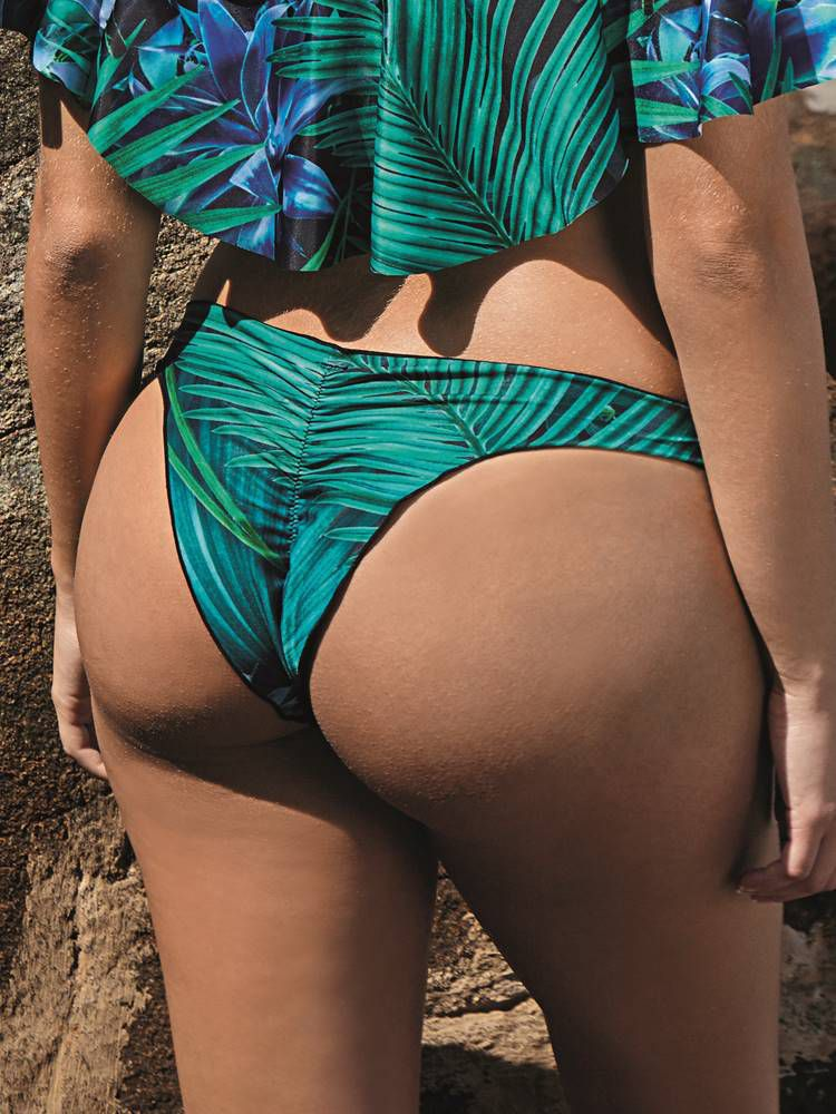 Calça de Praia Fru fru Palmeira DeMillus 12067