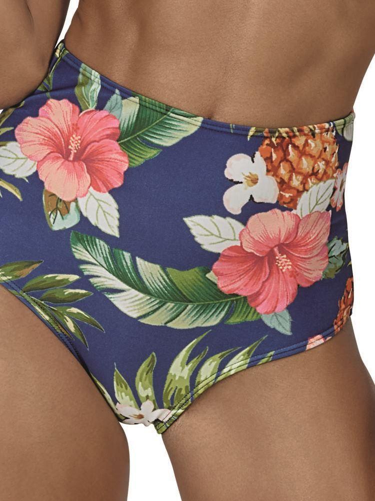 Calça de Praia Hot Pants Tropical DeMillus 12008