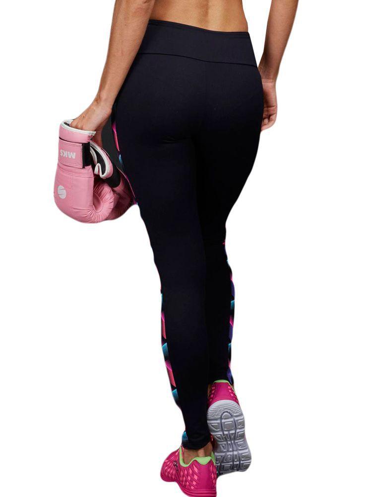 Calça Fitness Comprida Galler DeMillus 00120