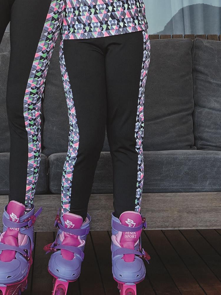 Calça Infantil Comprida Menina DeMillus 00130