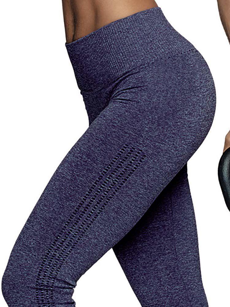 Calça Legging Fitness Ritmo Ultraleve DeMillus 00132