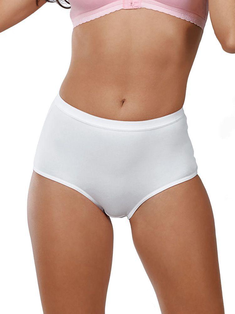 Calcinha Calça Clássica Cotton DeMillus 57051