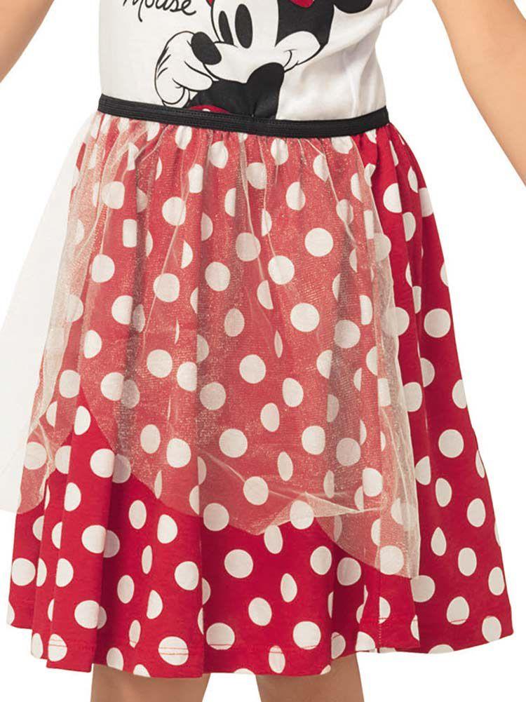 Camisola Vestido Infantil Menina DeMillus 230255