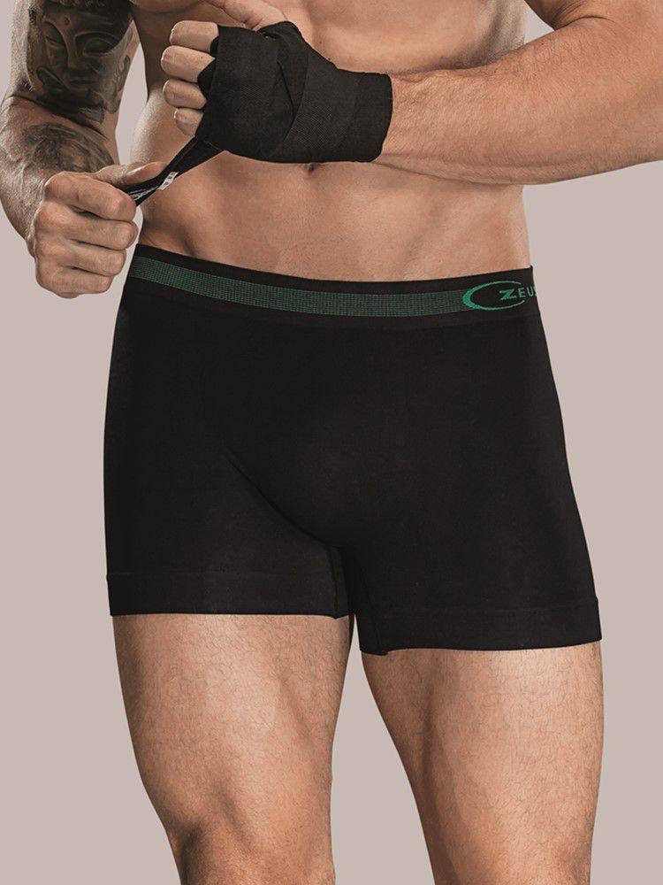 Cueca Boxer Adulto Ultraleve Zeus DeMillus 90905