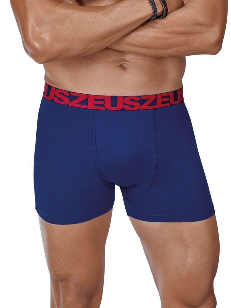 Cueca Boxer Atila Zeus DeMillus 90027