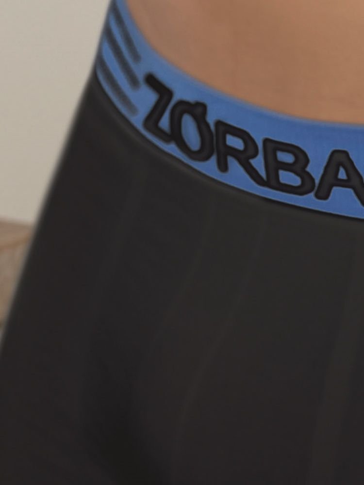 Cueca Boxer Extreme Azzure Zorba DeMillus 91832