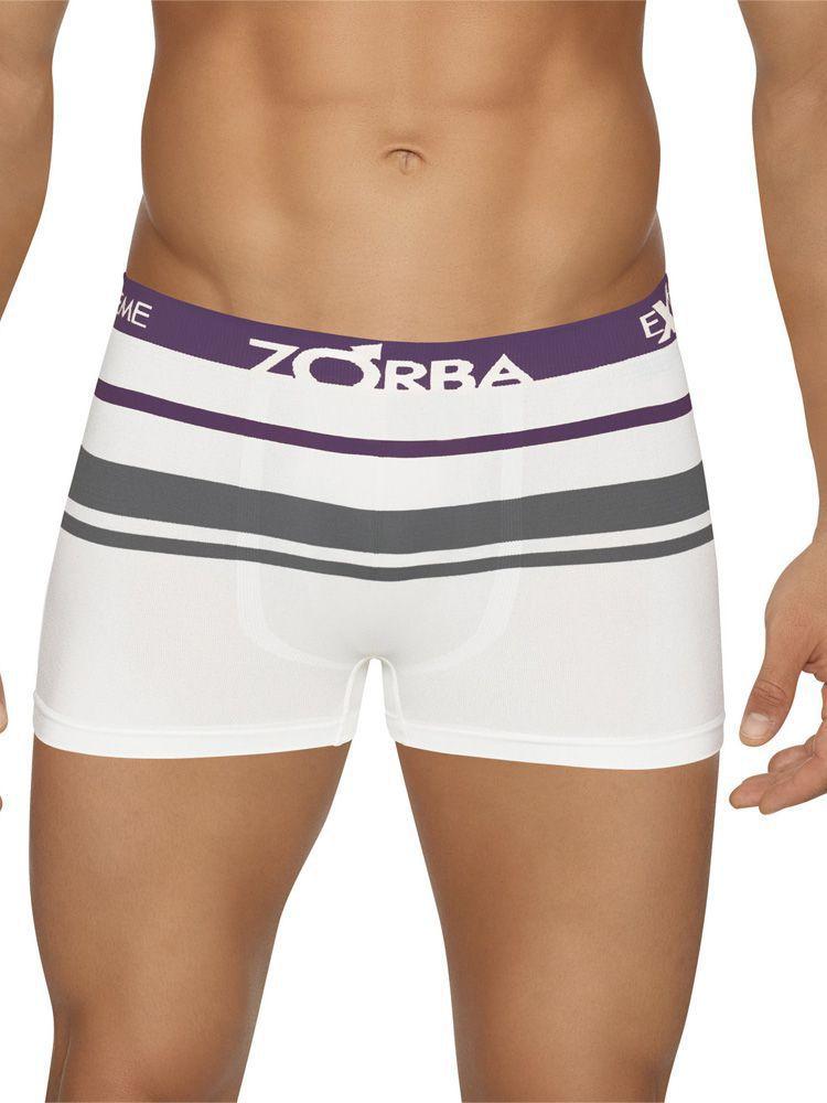 Cueca Boxer Extreme Listras Zorba DeMillus 90676