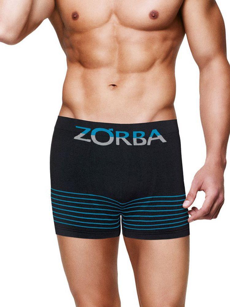 Cueca Boxer Extreme Striped Zorba DeMillus 90683
