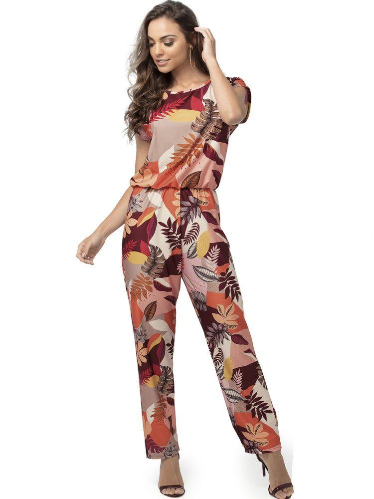 Macacão DeMillus Fashion 44018
