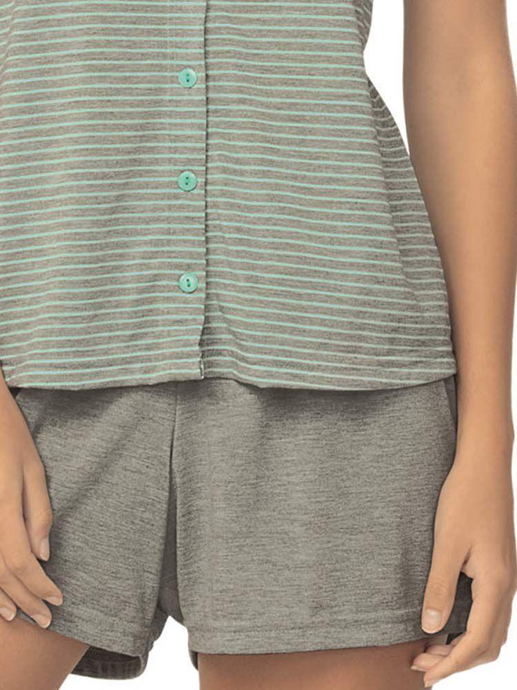 Pijama Curto Shortdoll DeMillus Baby 220144