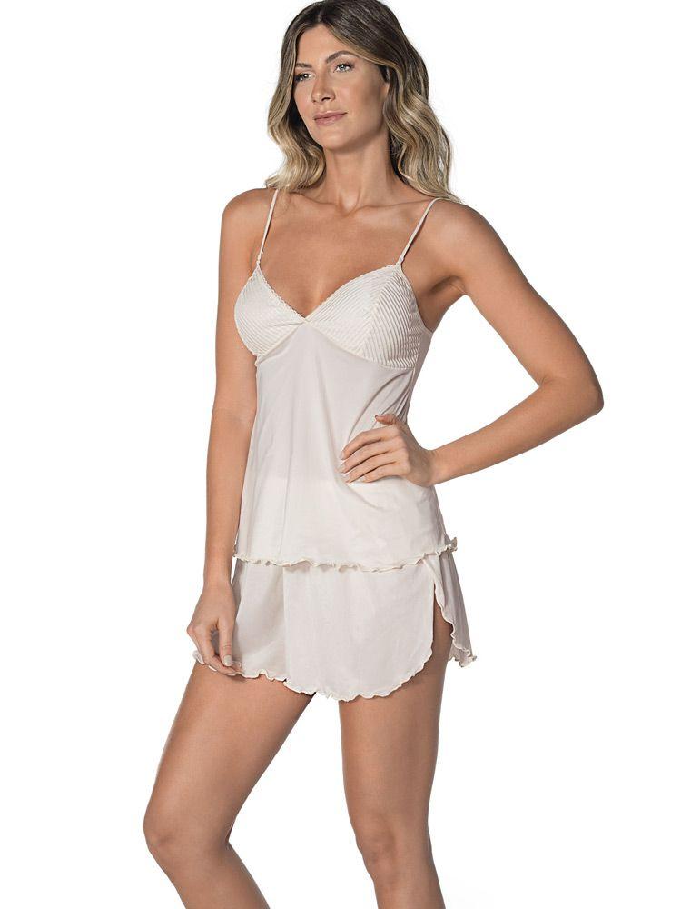 Pijama Curto Shortdoll Dengosa DeMillus 20160