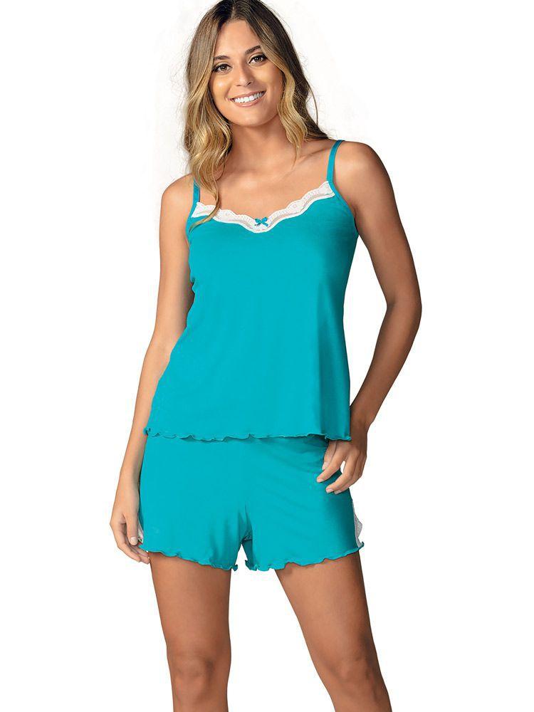 Pijama Curto Shortdoll Grenade DeMillus 20342