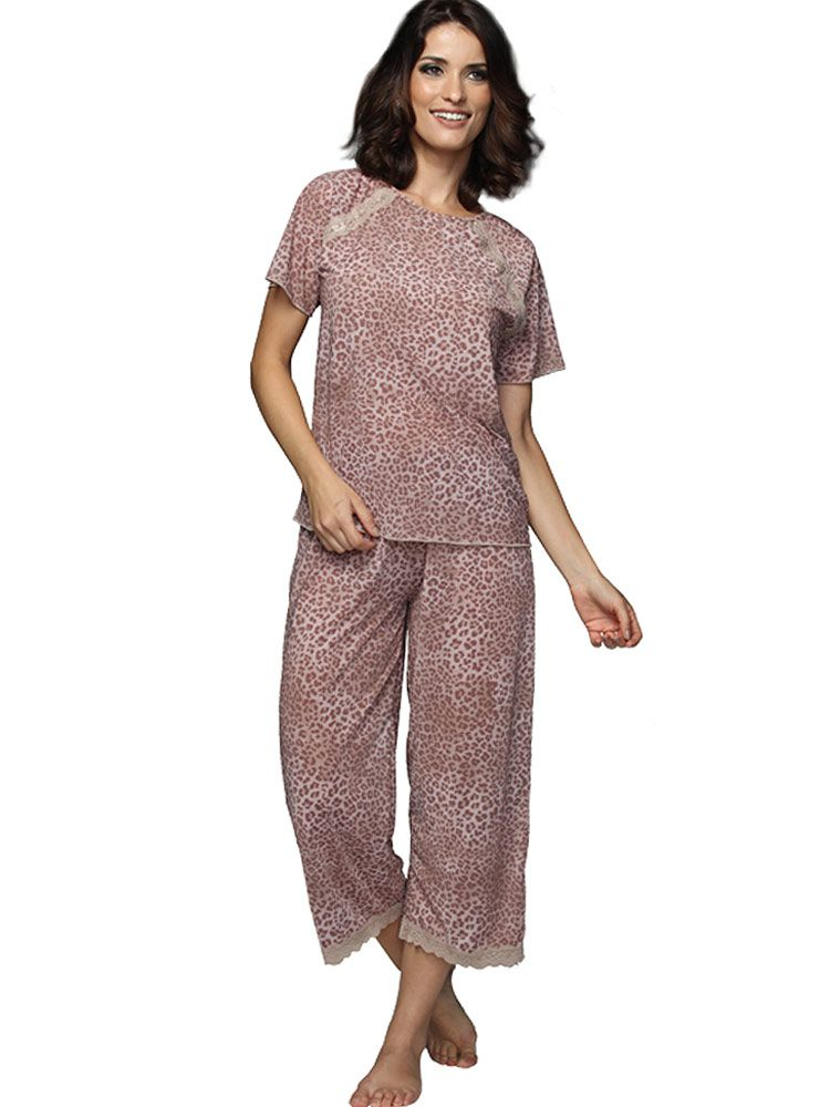 Pijama em Tule DeMillus 85015